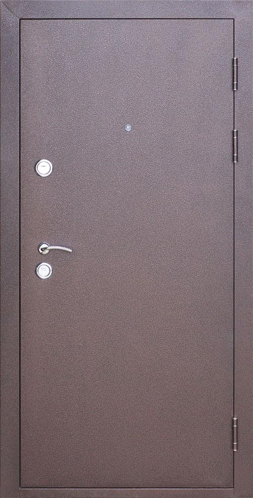 входная дверь металл цена