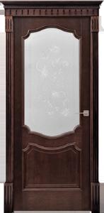 Двери межкомнатные из массива: особенности, установка